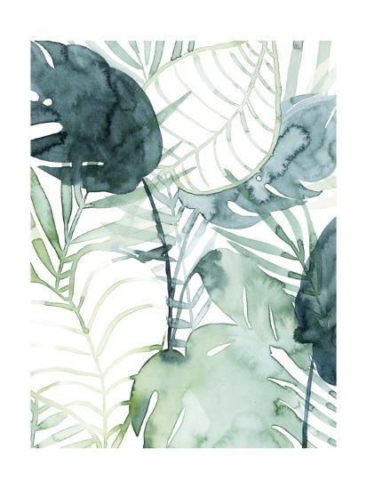 Palm Pieces II-Grace Popp-Art Print