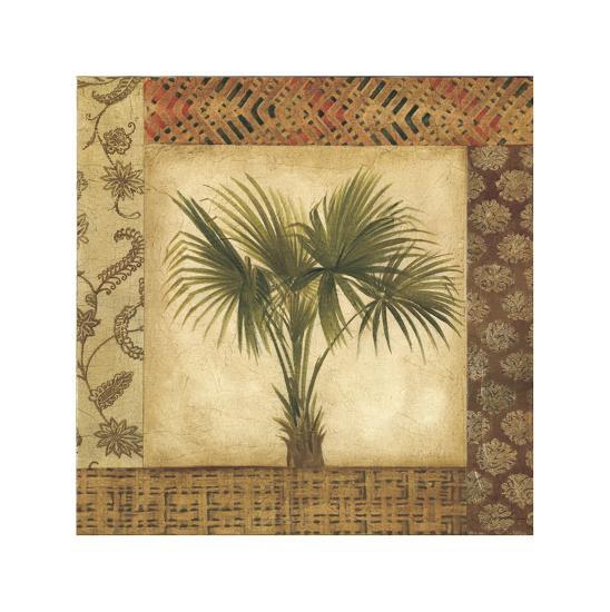 Palm Song II-Elizabeth Jardine-Giclee Print