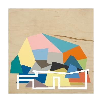 Palm Springs Home 1-Kyle Goderwis-Premium Giclee Print