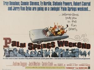 Palm Springs Weekend, 1963, Directed by Norman Taurog