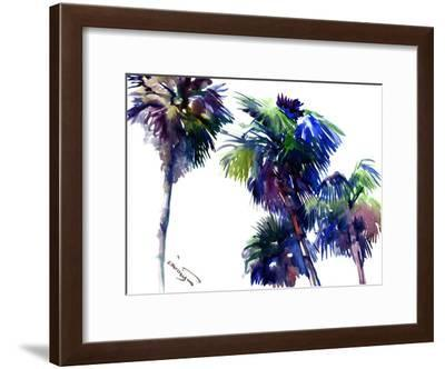 Palm Trees 2-Suren Nersisyan-Framed Art Print