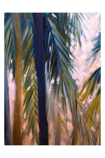 Palm Trees 2-Boho Hue Studio-Art Print