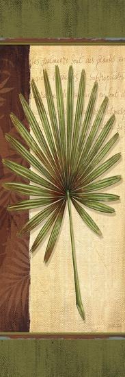 Palm Tropic Panel I-Delphine Corbin-Art Print