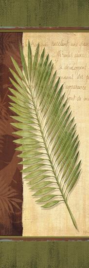 Palm Tropic Panel III-Delphine Corbin-Art Print