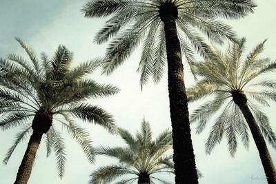 Palm Two-Carla West-Art Print