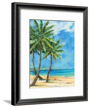 Palmas Belize I-Paul Brent-Framed Art Print