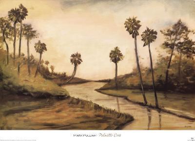 Palmetto Cove-Mark Pulliam-Art Print