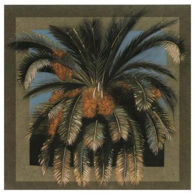 Palmier Fleur-A^C^ Jacquin-Art Print