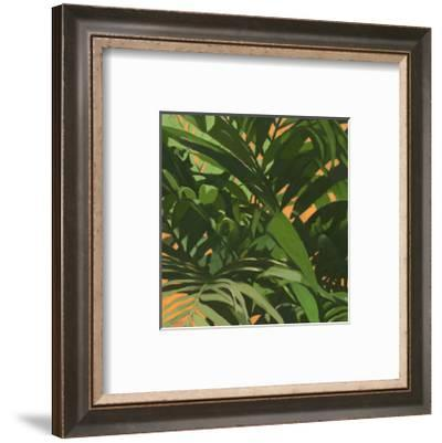 Palms 01-Rick Novak-Framed Art Print