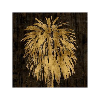 Palms In Gold I-Kate Bennett-Giclee Print