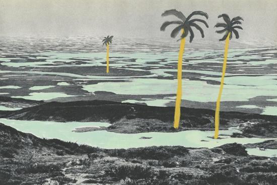 Palms Up-Danielle Kroll-Giclee Print