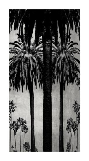 Palms with Silver II-Kate Bennett-Giclee Print