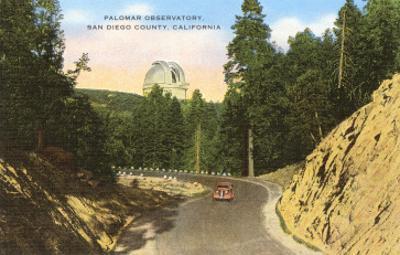 Palomar Observatory, San Diego, California