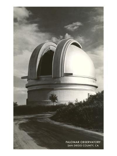 Palomar Observatory, San Diego County, California--Art Print