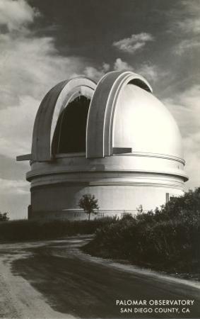 Palomar Observatory, San Diego County, California