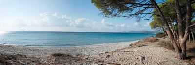 Palombaggia Beach in the Summer Morning, Corsica, France--Photographic Print