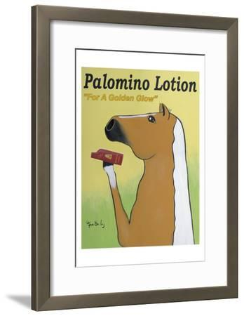 Palomino Lotion-Ken Bailey-Framed Limited Edition