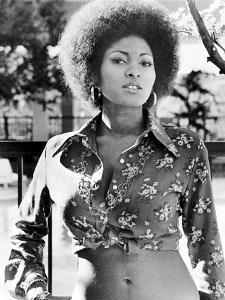 """Pam Grier. """"Coffy"""" [1973], Directed by Jack Hill."""