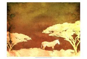 Safari Sunrise III by Pam Ilosky