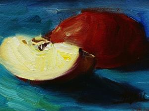 Apple Slices by Pam Ingalls