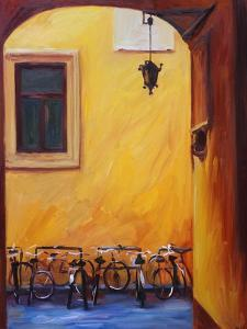 Bicycles II by Pam Ingalls