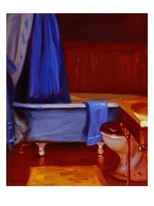 Clawfoot Tub by Pam Ingalls