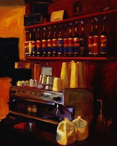 Coffee Station by Pam Ingalls