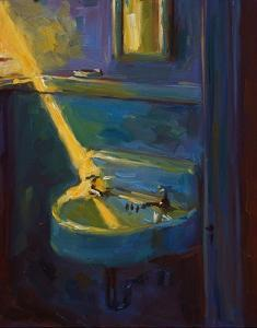 Debby's Sink by Pam Ingalls