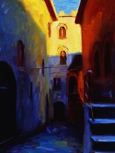 Gomici Castle by Pam Ingalls