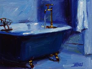 Litzie's Tub II by Pam Ingalls