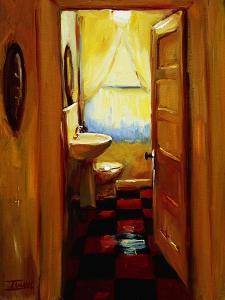 Marci's Bathroom by Pam Ingalls