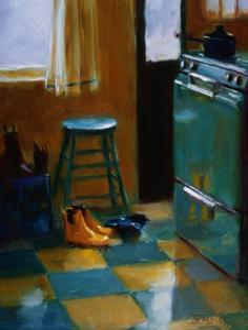 Nannette's Kitchen by Pam Ingalls