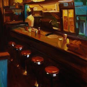 New York Deli by Pam Ingalls