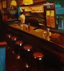 New York Deli by Pam Ingalls