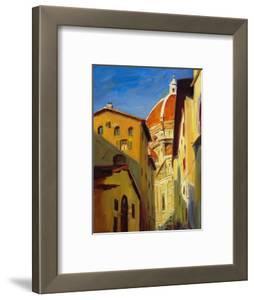 Peaking Duomo by Pam Ingalls