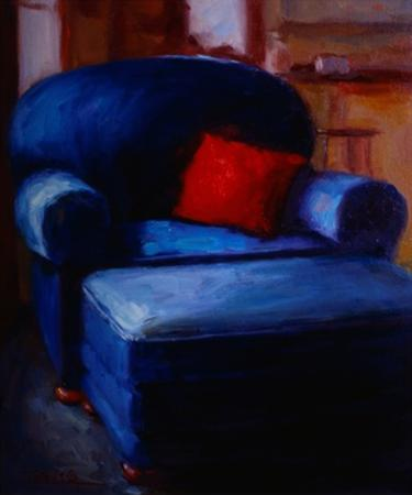 Red Pillow II