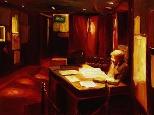 Ronnie Scott's by Pam Ingalls
