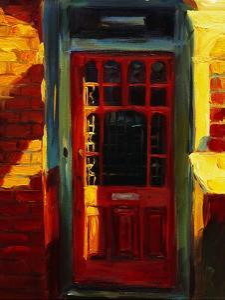 Stephanie's Door by Pam Ingalls