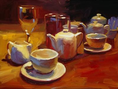 Wine and Tea, London