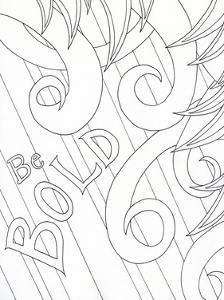 Be Bold by Pam Varacek