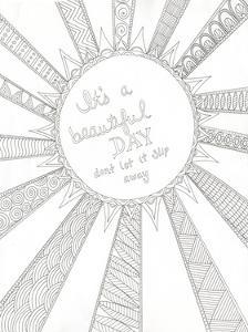 Beautiful Day by Pam Varacek