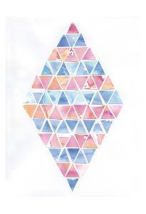 Diamond Cluster 1 by Pam Varacek