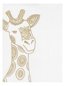 Giraffe Gold by Pam Varacek