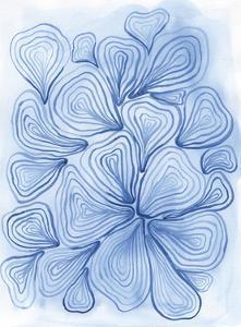 Heart Ripples by Pam Varacek