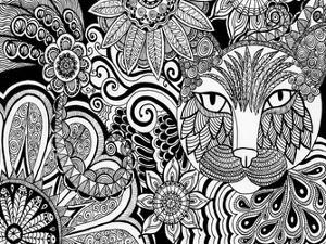 Jungle Stalker by Pam Varacek