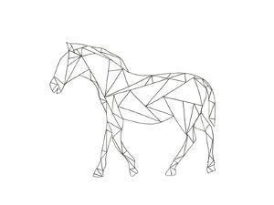 Poly Horse by Pam Varacek