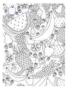 String Fruit by Pam Varacek