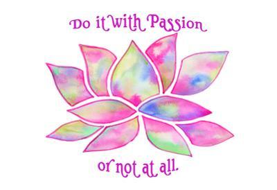 Tie Dye Lotus Passion by Pam Varacek