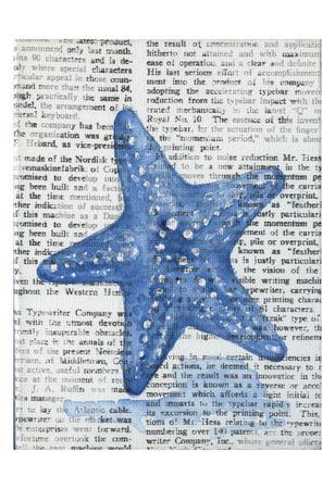 Written Starfish