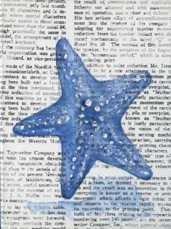 Written Starfish by Pam Varacek